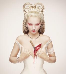 Royal Blood, Sissi (c) Erwin Olaf, courtesy Flatland Gallery (Nl, Paris)
